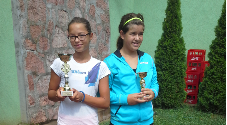 Završeno prvenstvo za devojčice do 12 godina