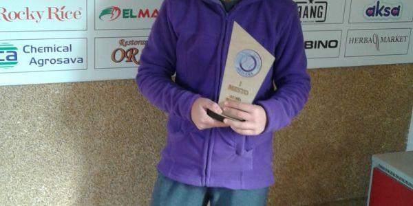 <p>Od 15.10. – 17.10.2016.<br>Finale: Zdravković Emilija (TAŽ) / Grujić Jovana (MIL)<br>Pobednik: Zdravković Emilija (TAŽ)<br></p>